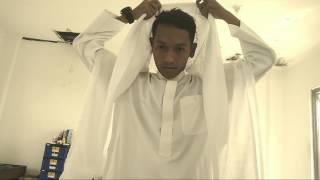 Tutorial Memakai Sorban Ala Omar Borkhan Al ghala