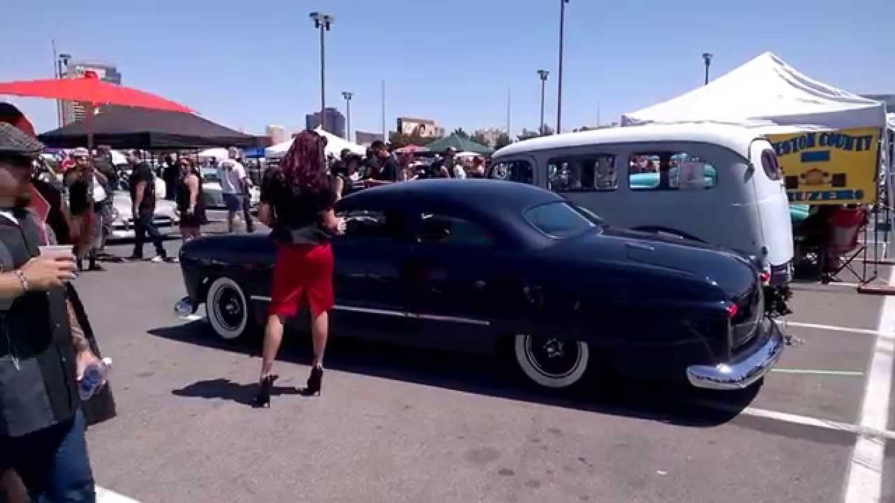 1949 Ford Custom Quot Shoebox Quot With A Great Chop Viva Las