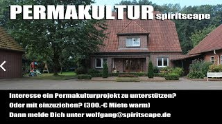 Permakulturprojekt spiritscape?