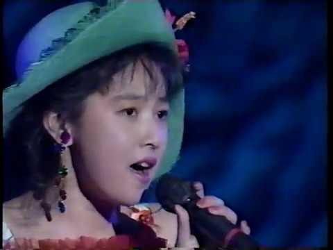 大野幹代「許して・・・」(春CoCo'92武道館 TV ver .)