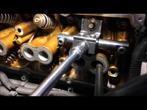 HEMI 5.7 Valve Stem Seals and Broken Valve Spring Replacement