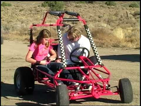 Nevada Trails features Go Carting