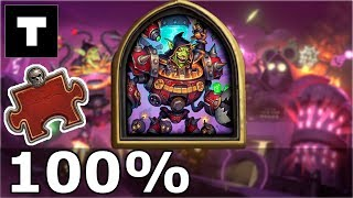 Hearthstone: The Puzzle Lab - Lethal | Dr. Boom 4/4 - 100%