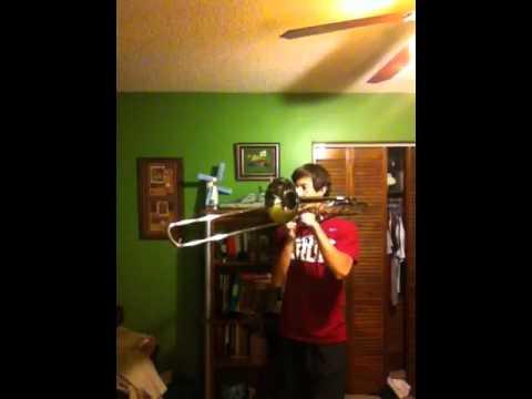 FSU Warchant - Trombone