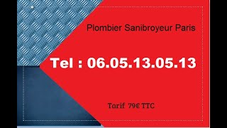 Plombier paris  Tel 0605130513 chauffagiste(, 2014-04-28T06:18:24.000Z)