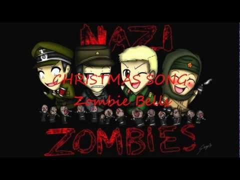 nazi zombie christmas song ZOMBIE BELLS