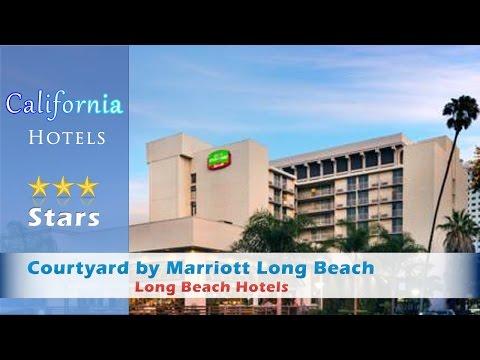 Courtyard By Marriott Long Beach Downtown - Long Beach Hotels, California