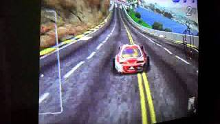 San Francisco Rush the Rock - Alcatraz Edition (1997 Atari Games) arcade game in action