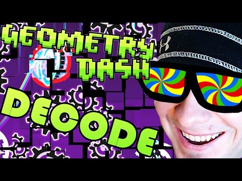 Geometry Dash  DECODE  Rekedge ~ CODE MY D!