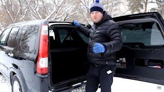 Как мы купили соседу Honda CR-V II