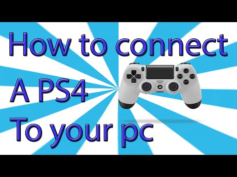 how to connect move controller to ps4