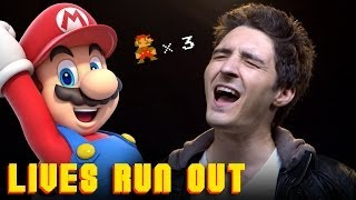 "LIVES RUN OUT (OneRepublic ""Love Runs Out"" Mario Parody)"