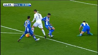 When Ronaldo Goes All Out & Attacks Alone!!!😱
