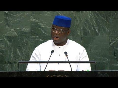 🇸🇱 Sierra Leone - President Addresses General Debate, 74th Session