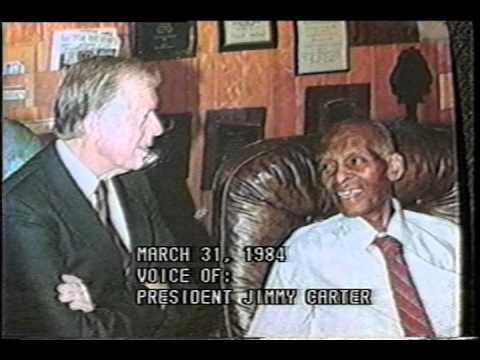 BENJAMIN E. MAYS:  Starring President Carter