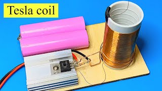 In this video we learn how to make a tesla coil with 12 volt battery The ultimate handheld high voltage supply, this hacked powersource puts out 15000 to 20000 ...