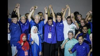 L VE BN retakes Semenyih from PH with 1914 majority