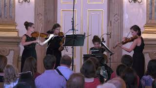 Telemann - Sonata à 4 TWV 40:200: I. Affetuoso | QUARTETTO NERO