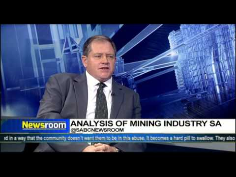 Newsroom: Analysis of Mining Industry in South Africa
