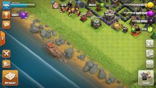 Clash of Clans Mysterious Boat, Where did it come from? Clash of Clans