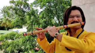 Bombe Helutaite | Rajakumara | Instrumental Flute cover | Shashank Giri |
