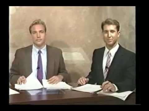 An entire Saipan Cable Newscast from 1993