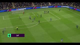 La nostra Champions Fifa19. Ritorno Quarti di finale. P4. Manchester City vs Tottenham
