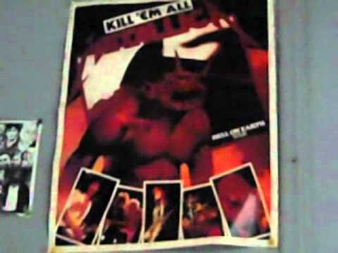 Horror movie & rock music posters.wmv