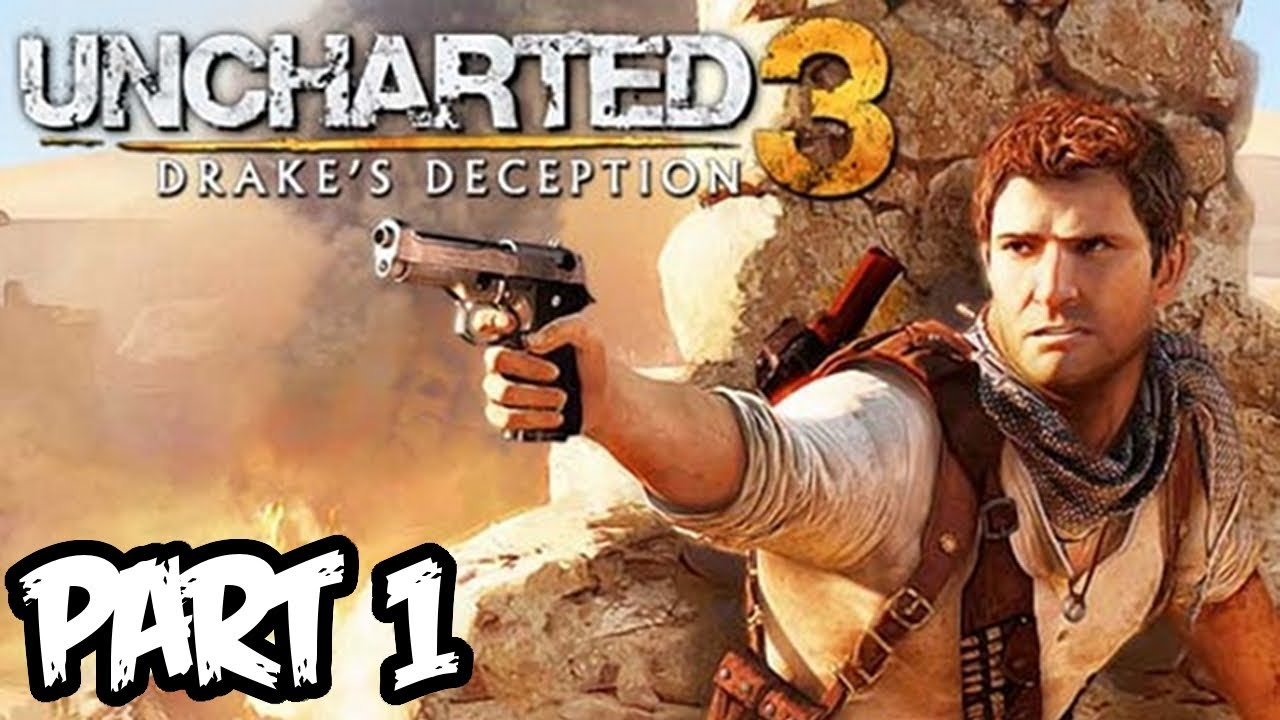 Uncharted 3 Walkthrough Part 1 HD - Chapter 1 - Moves Like ...