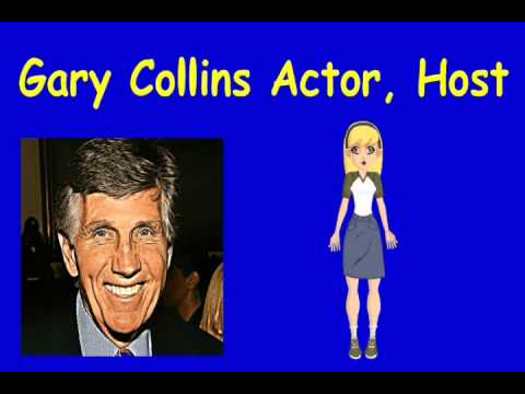 Gary Collins Dead Actor