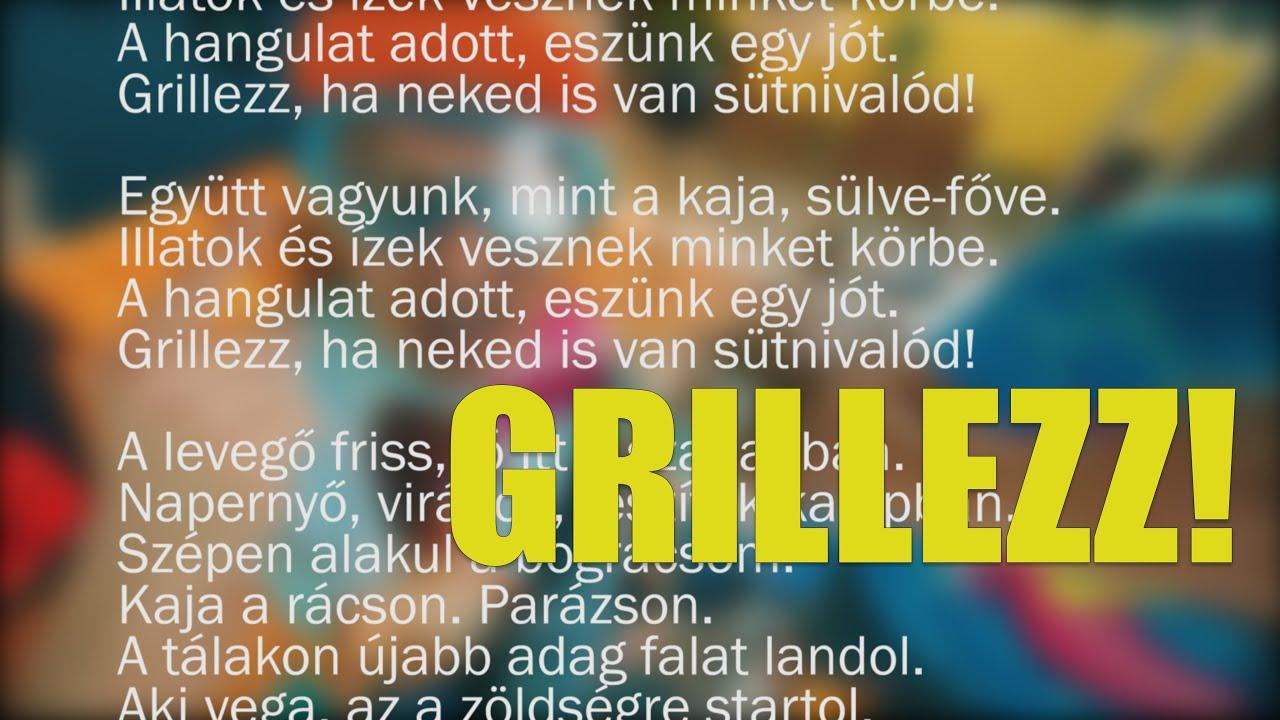 Animal Cannibals - Grillezz! (instrumental / karaoke)