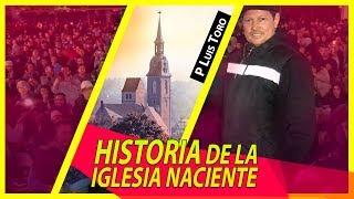 La Iglesia que Cristo fundó , P. Luis Toro (Houston,TX) thumbnail