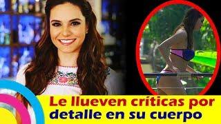 A Tania Rincón le LLUEVEN CRÍTICAS por DETALLE en SU CUERPO / noticias zhows