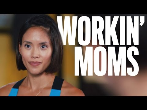 We've all played the card | Workin' Moms | Coming soon to CBC