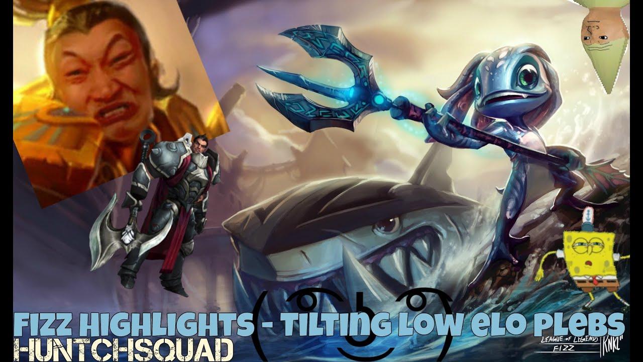 League Of Legends Highlights