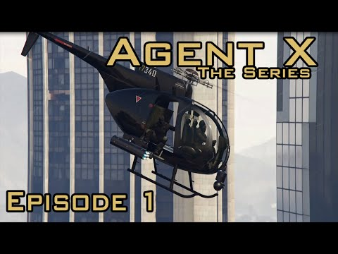 AGENT X -The series- Episode 1