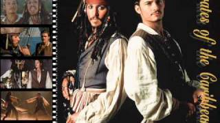 The Black Pearl - Remix  (Pirates of the Caribbean)