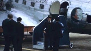 American & Eastern Douglas DC-3 & Eddie Rickenbacker - 1939