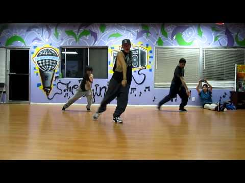 "Ciara- ""Turn it up"" Choreography by Hector Flores"