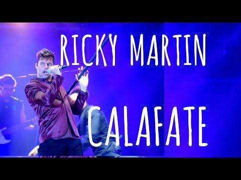 Ricky Martin || Calafate || 20.02.16