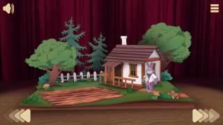 Сказки дядюшки Римуса Братец Кролик и Братец Лис интерактивная история для детей