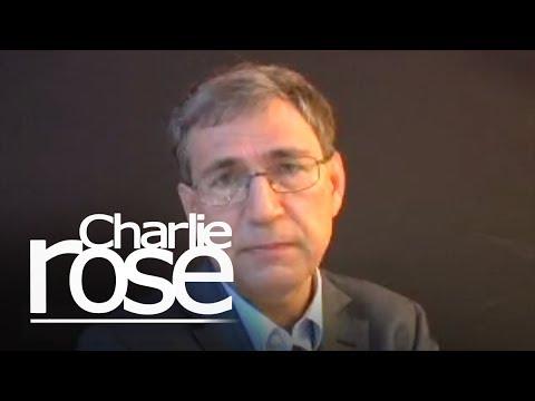 Greenroom: Orhan Pamuk | Charlie Rose