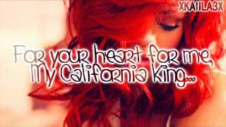California King Bed - Rihanna (Lyrics + Download Link)
