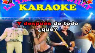 DESPUES DE TODO - LOS VAN VAN DE CUBA - KARAOKE