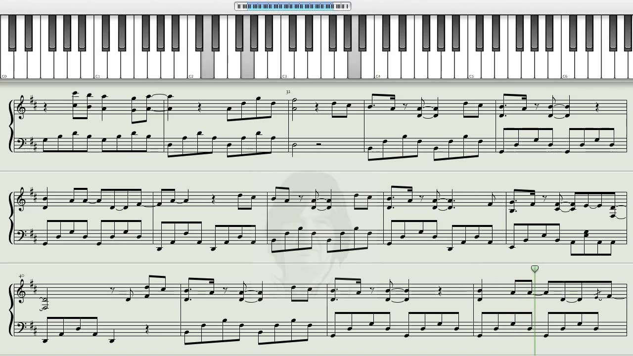 How to play fields of gold sting on the piano youtube for Dietmar steinhauer
