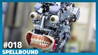 Robots: Friend, Foe, or Tool? w/ Jonathan Hurst - SPELLBOUND #018