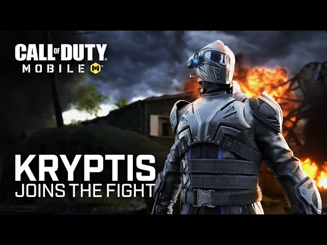 Call of Duty®: Mobile - Kryptis Joins the Fight