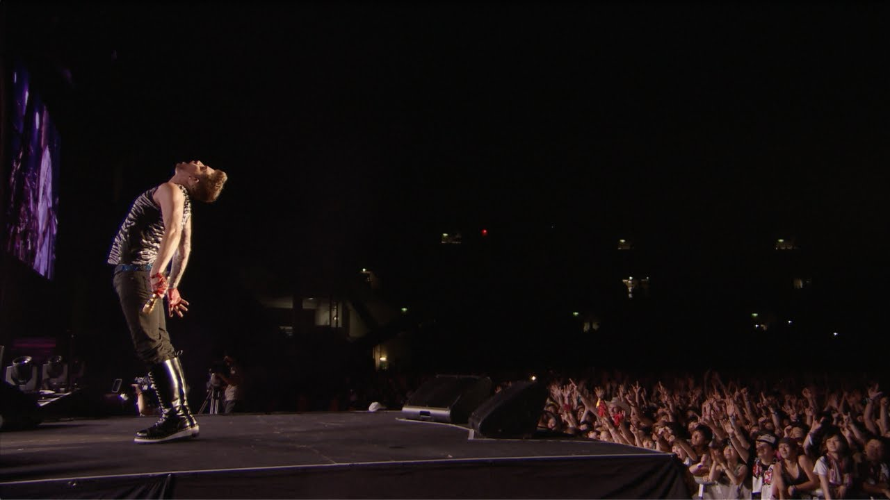 Queen + Adam Lambert - I Was Born To Love You (Summer Sonic, Tokyo, 2014)