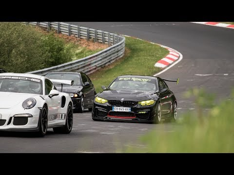 20.05.2017 Touristenfahrten Nürburgring Nordschleife: Highlights, Sounds, Amazing Cars