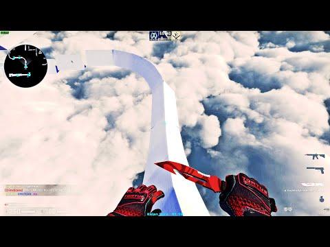CS:GO - Zombie Escape Mod - Ze_SURF_Vortex_v2_6 | CrimeScene [4K]
